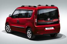 Der neue Fiat Doblò