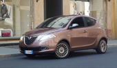 Lancia auf dem 85. Internationalen Auto-Salon in Genf