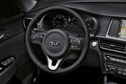 IAA 2015: Europapremiere für Kia Optima