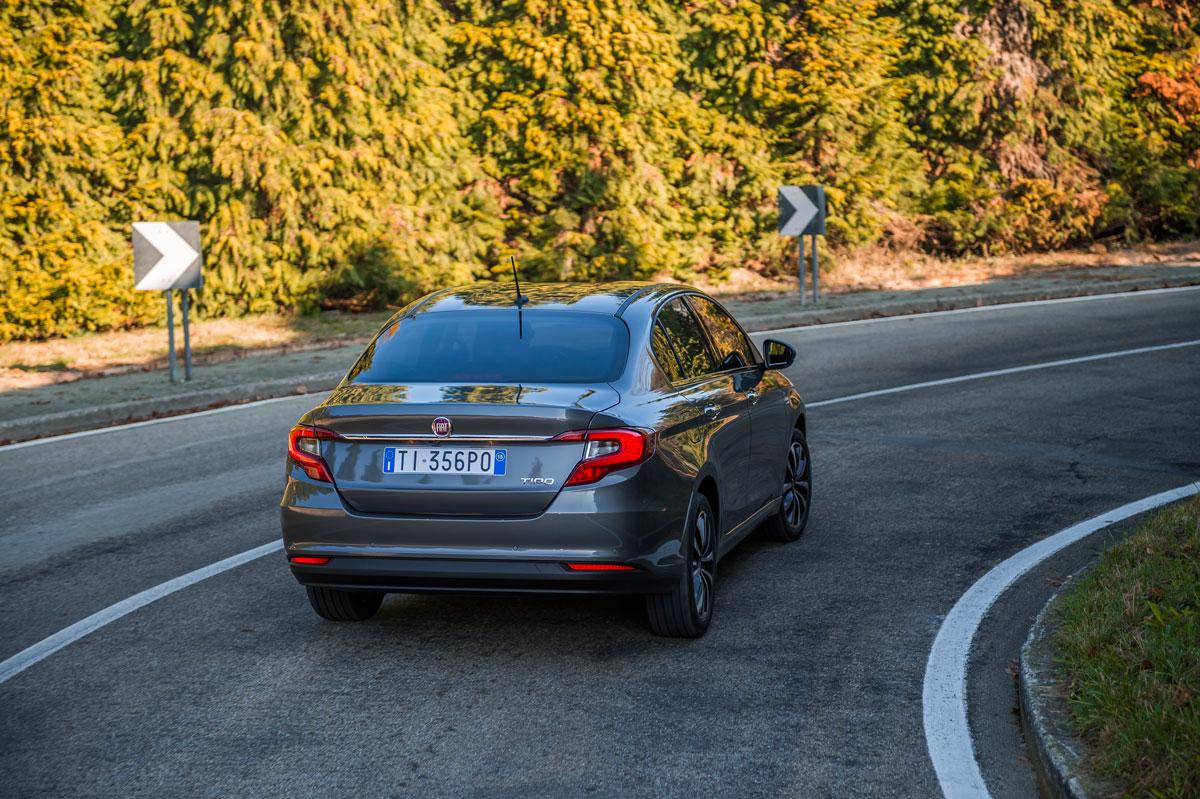 Preise für neuen Fiat Tipo stehen fest - viertürige Limousine ab 13.990 Euro