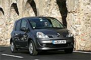 Erweiterte Ausstattungen für Renault Kompaktmodell Modus jetzt mit ESP in Serie