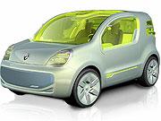 Renault präsentiert vier Elektroautos