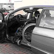 Mercedes-Benz A-Klasse Selbstfahrer
