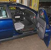 Opel Signum 4-türig mit Sitz Recaro Miles