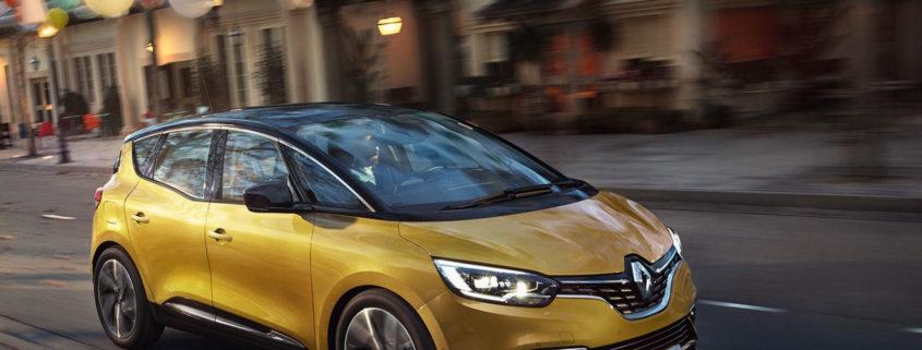 Renault auf dem Genfer Auto-Salon 2016