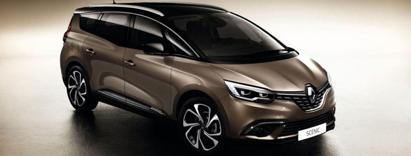 Der neue Renault Grand Scénic: mehr Komfort, Design und Sicherheit denn je
