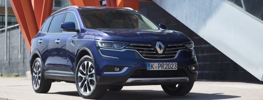 neuer renault koleos erzielt f nf sterne im euro ncap crashtest mobil sein. Black Bedroom Furniture Sets. Home Design Ideas