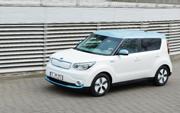 Kultauto mit E-Antrieb: Deutschland-Debüt des Kia Soul EV*