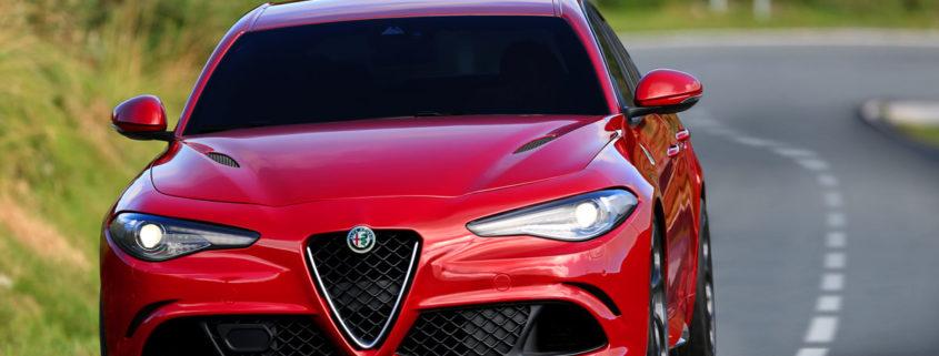 Doppelsieg für Alfa Romeo beim AutoBild-Wettbewerb 'Die Besten Marken 2015/2016'