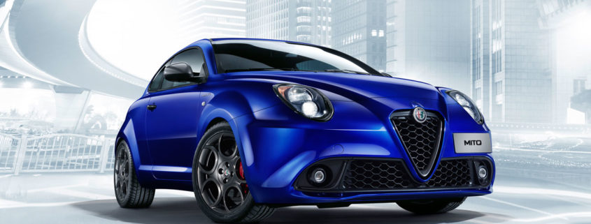 Der neue Alfa Romeo MiTo
