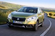 Deutschlandpremiere des Suzuki SX4 S-Cross