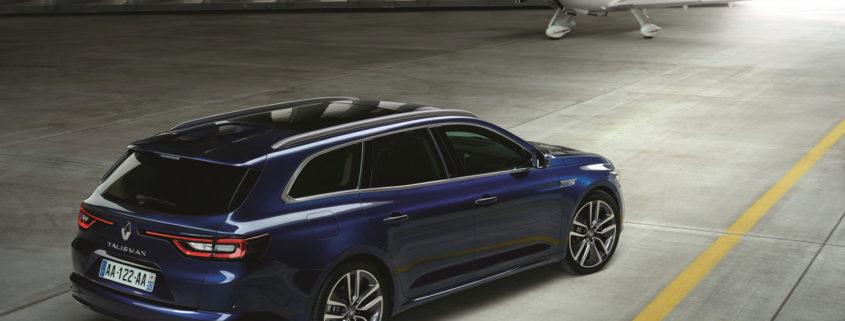 Neuer Renault Talisman Grandtour kommt ab 28.950 Euro in den Handel