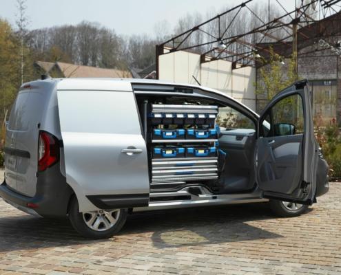 Renault Kangoo Rapid. Foto: Autoren-Union Mobilität/Renault