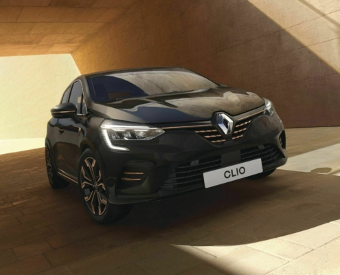 Renault Clio Lutecia. Foto: Autoren-Union Mobilität/Renault